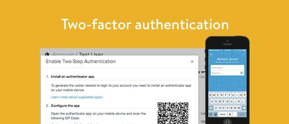 Shopify führt Zwei-Faktor-Authentifizierung ein