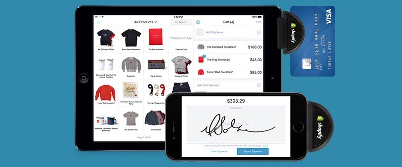 Shopify POS jetzt kostenlos