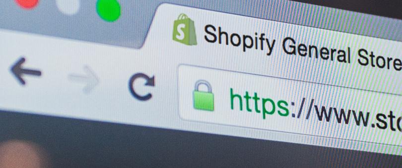 Kostenlose SSL-Verschlüsselung für alle Shopify Stores
