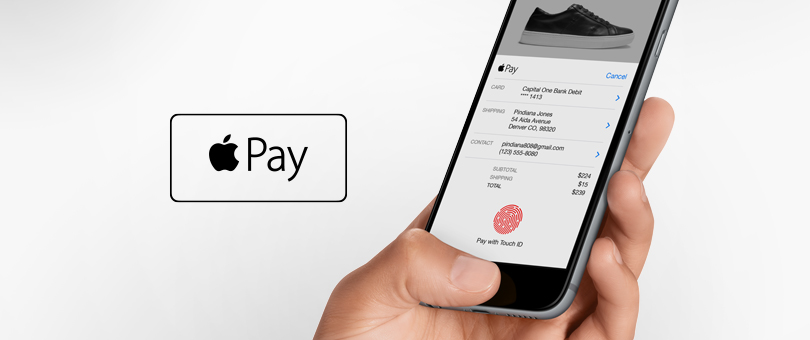 Apple Pay für Shopify