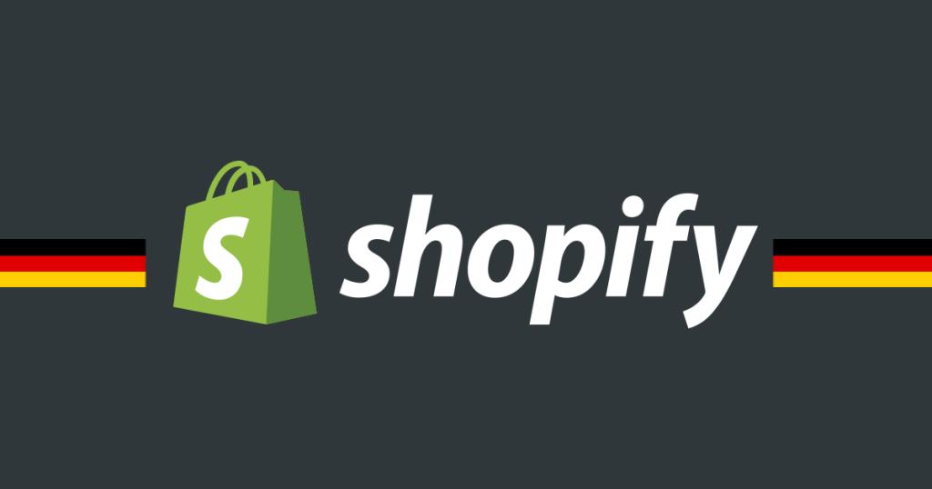 Shopify in Deutschland nutzen
