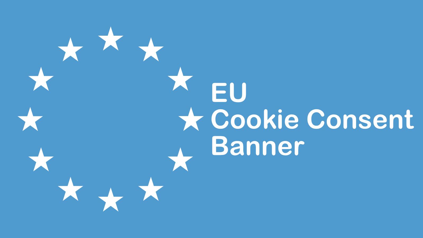Shopify App: EU Cookie Consent Banner